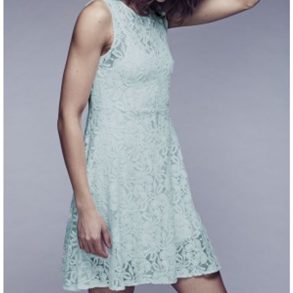 Free People Dresses & Skirts - Free People | Miles of Lace Fit and Flare Dress